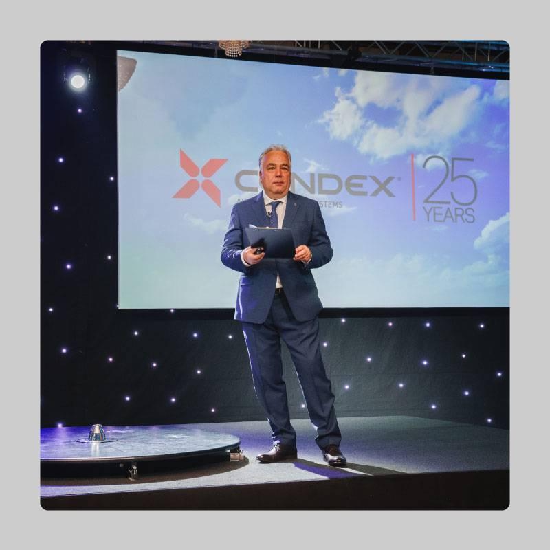 Condex празнува 25 години