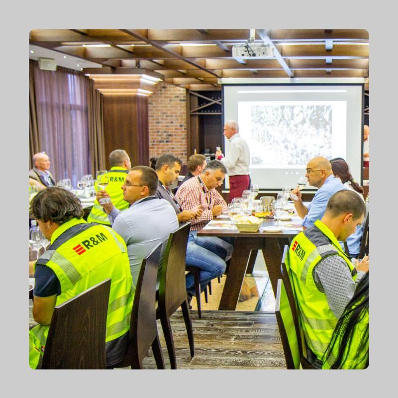 Годишна партньорска среща на R&M България