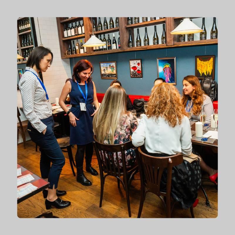 Accenture Bulgaria – специално събитие Международен ден на жената