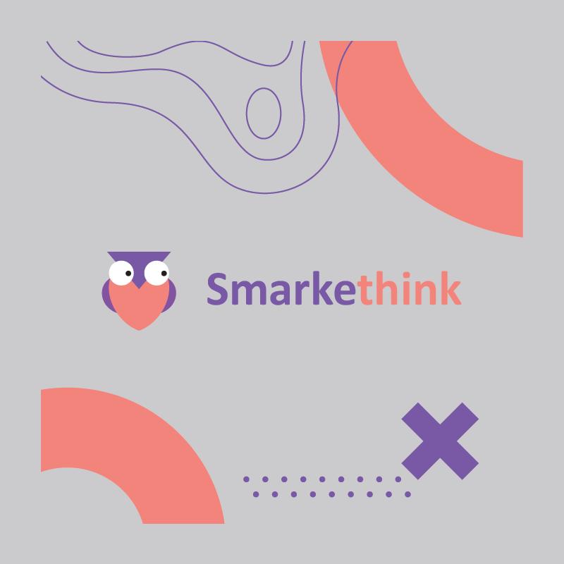 Смаркетинк: Планиране на цялостна брандинг концепция и редизайн на логото на агенцията